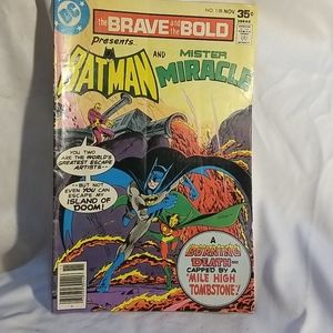 Brave and the Bold #138 DC 1977 VF/NM Bronze Age C